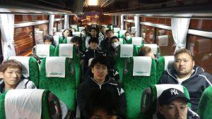 駒沢体育館に到着